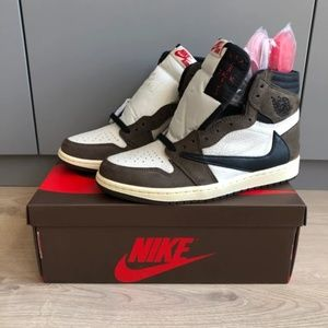 Air jordan 1 travis scott high og